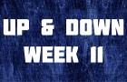 Up & Down NFL: Week 11
