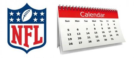 Calendário NFL 2015