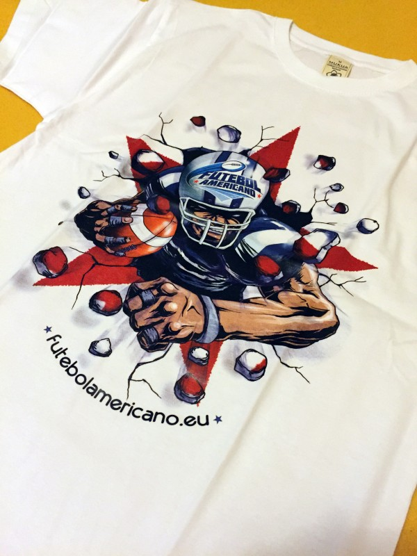 Futebol Americano - Tshirt