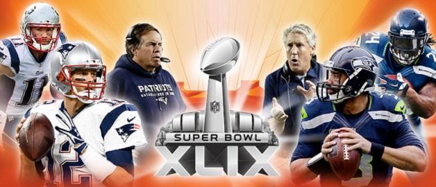 bff9bf0e20 Futebol Americano As Estrelas do Super Bowl XLIX