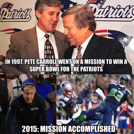 Pete Carroll