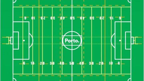 Campo Futebol Americano Porto