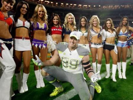 JJ Watt Pro Bowl