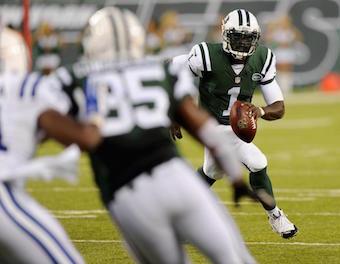 Michael Vick, QB New York Jets