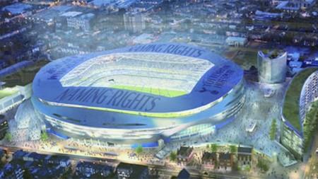 Tottenham Hotspur - stadium