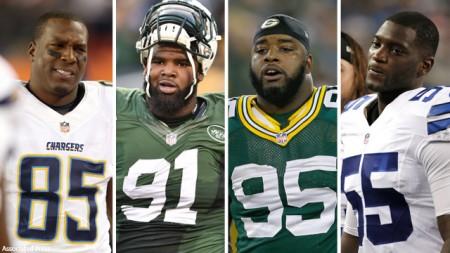 Castigos da NFL
