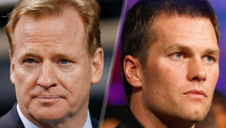 Roger Goodell vs Tom Brady