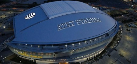 AT&T Stadium - Destaque