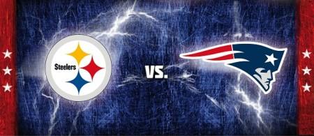 Steelers vs Patriots