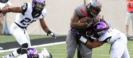 TCU vs Texas Tech