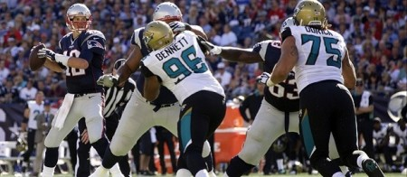 Jacksonville Jaguars at New England Patriots