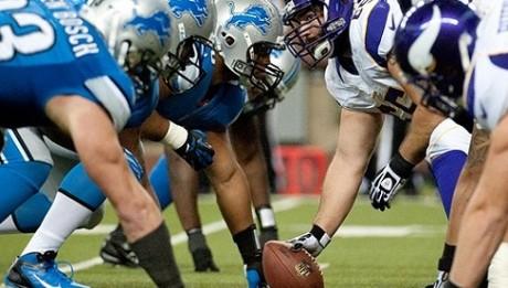 Minnesota Vikings vs Detroit Lions
