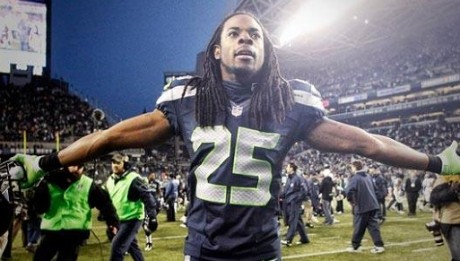 Richard Sherman Cornerback