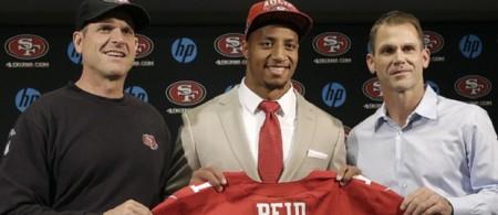 Eric Reid Draft San Francisco 49ers