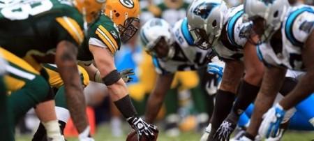 Green Bay Packers vs Carolina Panthers