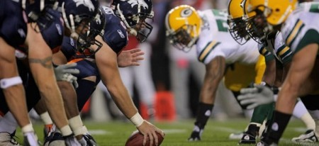 Green Bay Packers vs Denver Broncos