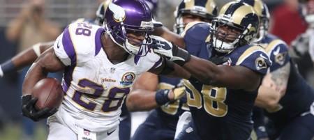 Minnesota Vikings vs St. Louis Rams