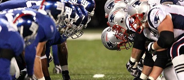 New England Patriots vs New York Giants