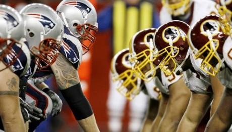 Washington Redskins vs New England Patriots 2