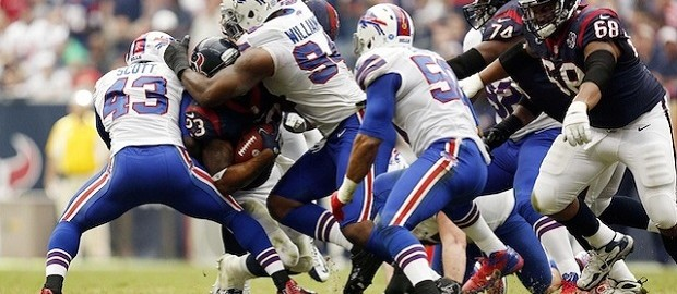 Houston Texans vs Buffalo Bills
