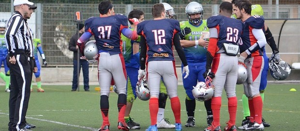 Coin Toss no jogo entre Crusaders e Sharks