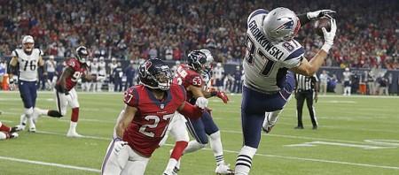 New England Patriots vs Houston Texans