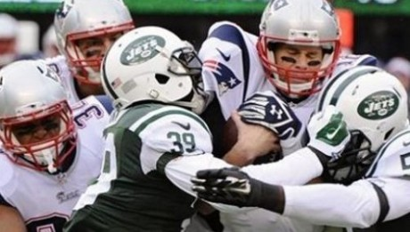New England Patriots vs New York Jets
