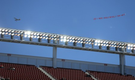 San Fracisco 49ers Banner