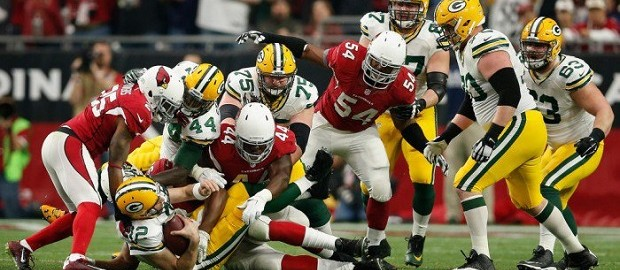 Green Bay Packers vs Arizona Cardinals