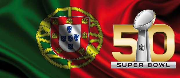 Super Bowl 50 Portugal