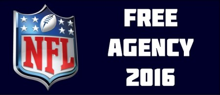 NFL Free Agency 2016