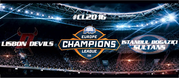 IFAF Europe Champions League