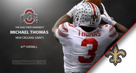 Michael Thomas New Orleans Saints