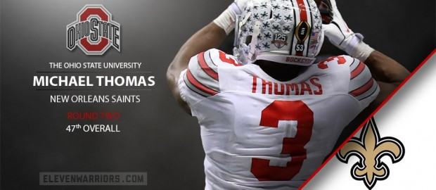 Michael Thomas New Orleans Saints
