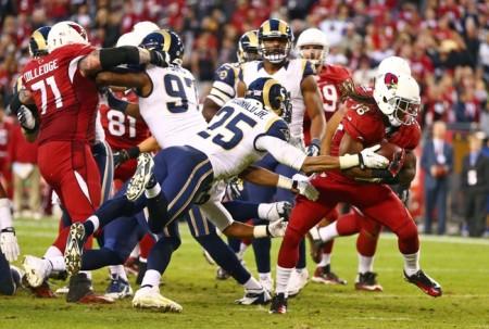 Arizona Cardinal vs Los Angeles Rams