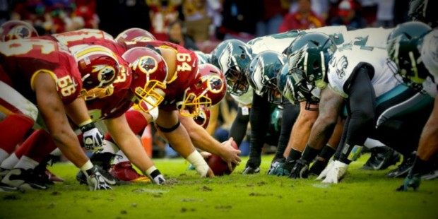 Washington Redskins vs Philadelphia Eagles