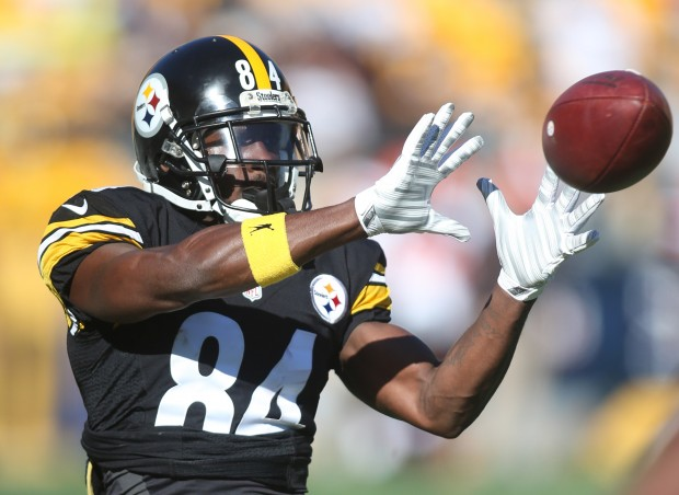 Antonio Brown é nº 1 dos rankings de Fantasy Football