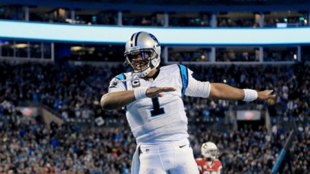 Cam Newton é o nº 1 deste top, DAB THAT!