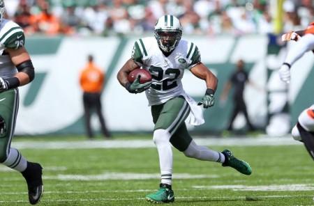 Forte chegou aos Jets e já é a estrela do Gang Green.