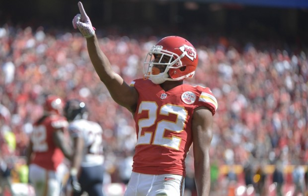 Marcus Peters - Defensive Rookie of the Year