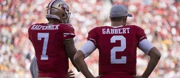 Gabbert vs Kaepernick