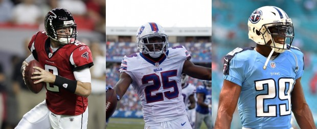 Matt Ryan & LeSean McCoy & DeMarco Murray - Most Improved Players 2016