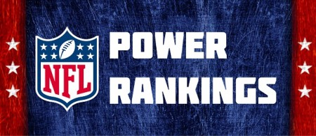 Power Rankings NFL