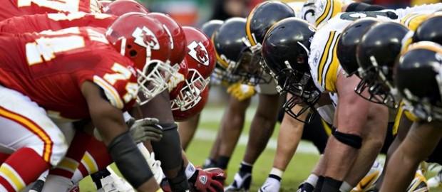 Chiefs tentam quebrar malapata com os Steelers.