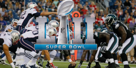 Kickoff: NFL 2017 - Super Bowl LII