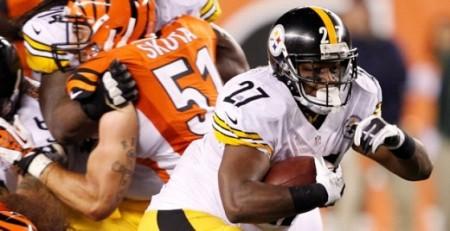 Dwyer a nova arma ao serviço dos Steelers
