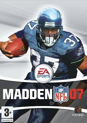 Capa do Madden NFL 07