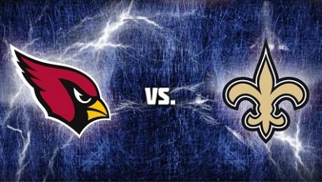 Cardinals vs Saints Destaque
