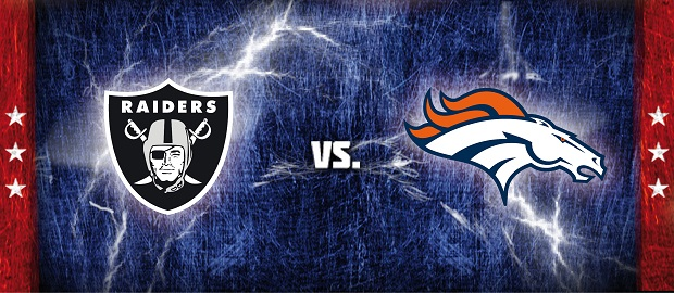 Raiders vs Broncos