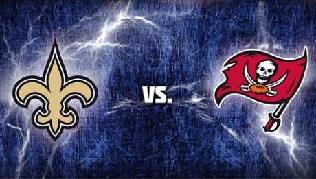 Saints vs Buccaneers Destaque
